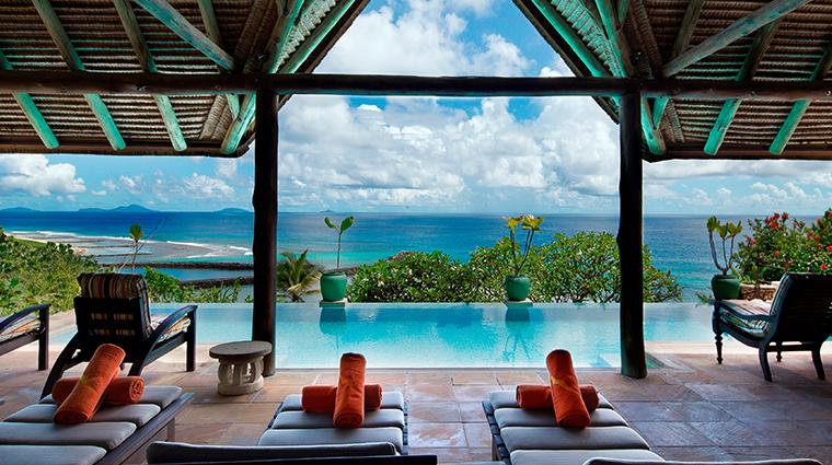 fregate island private banyan hill estate swimming pool