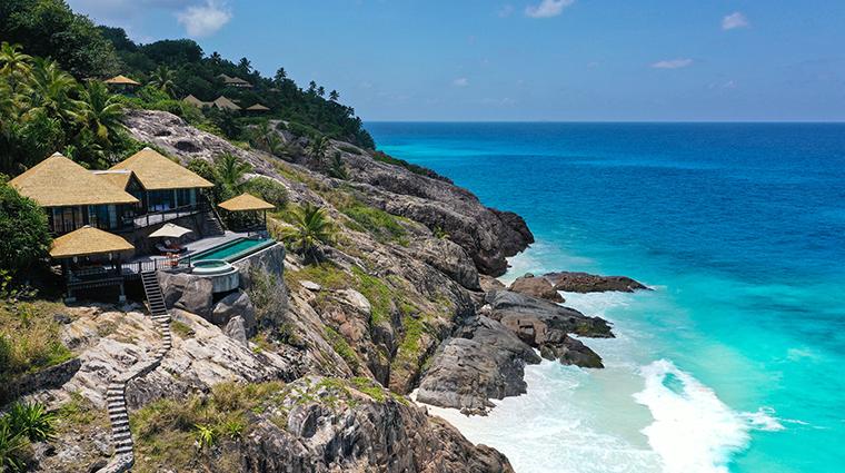 fregate island private private pool villa exterior