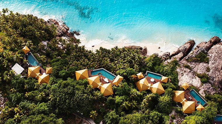 fregate island private villas aerial2