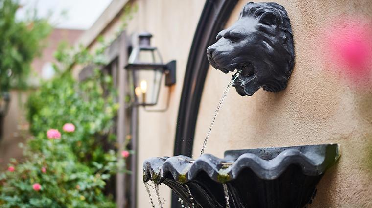 french quarter inn fountain