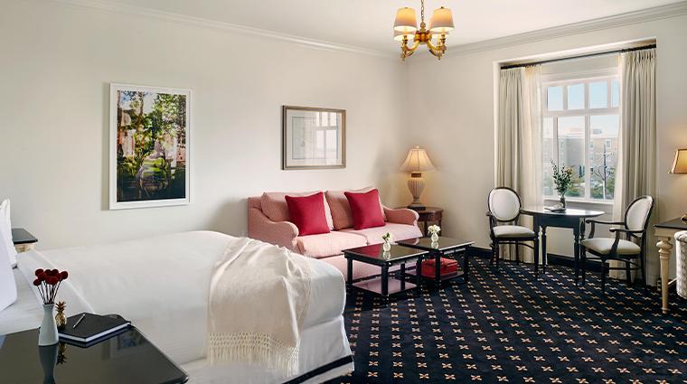 french quarter inn king junior suite