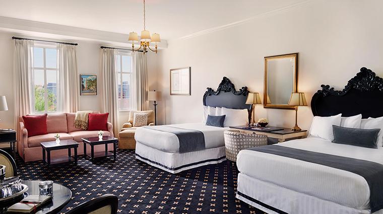 french quarter inn queen junior suite