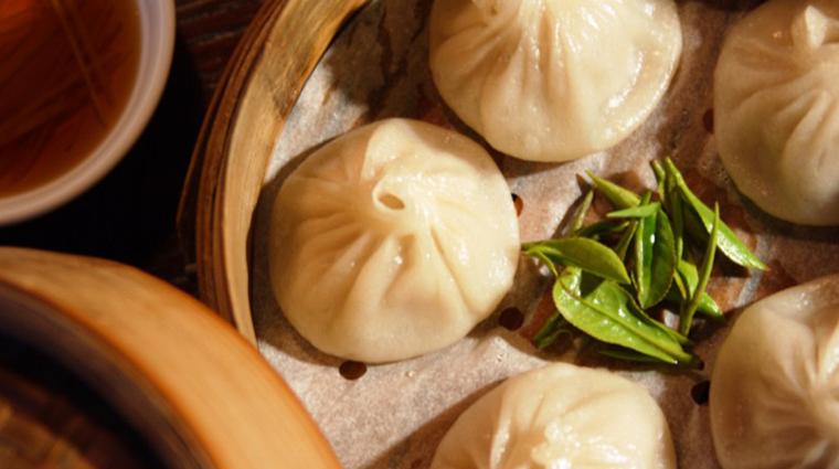 fuchun resort hangzhou asian corner dumplings