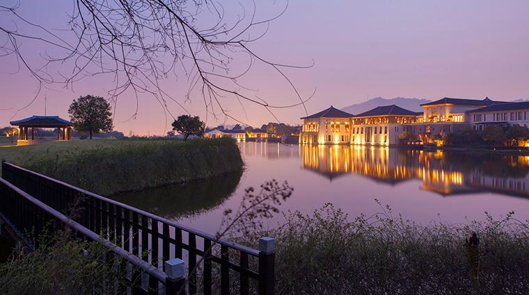 fuchun resort hangzhou exterior