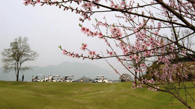 fuchun resort hangzhou golf