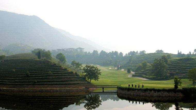 fuchun resort hangzhou golf2