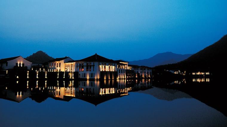fuchun resort hangzhou hotel exterior