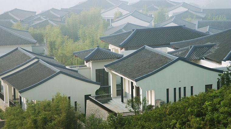 fuchun resort hangzhou villa view