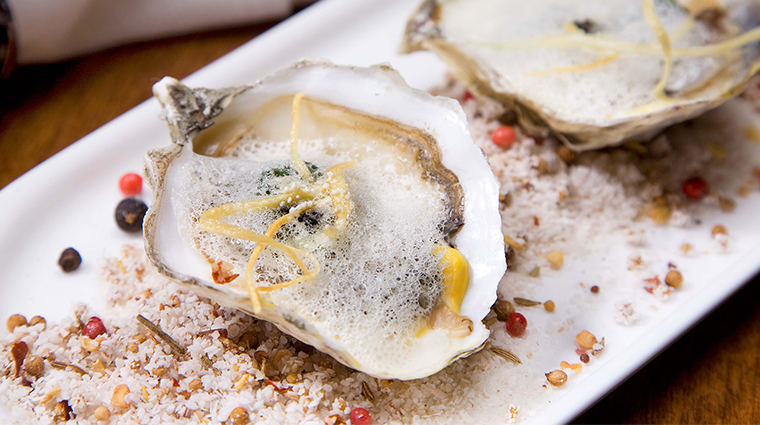 game creek restaurant oysters