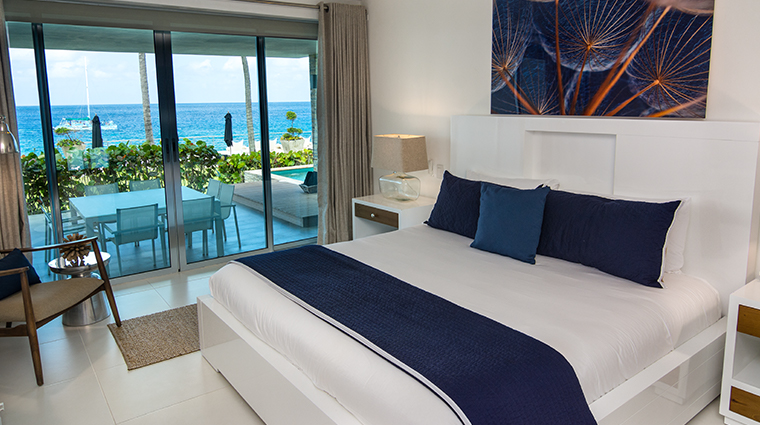 gansevoort dominican republic playa imbert three bedroom suite main room