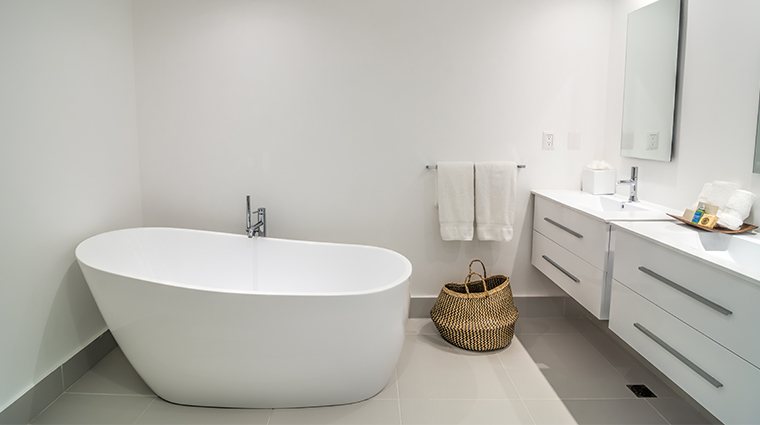 gansevoort dominican republic playa imbert two bedroom bathtub