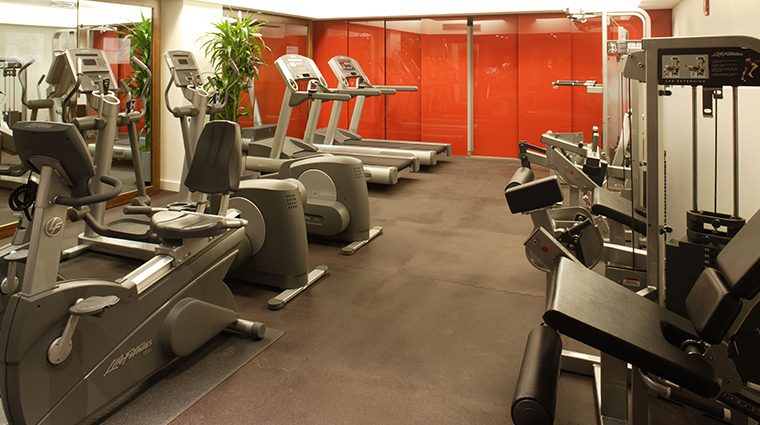gansevoort meatpacking nyc fitness center