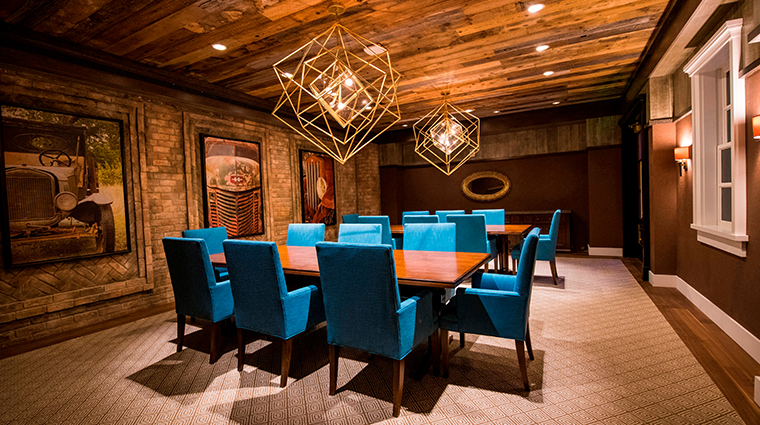 garrison private dining room