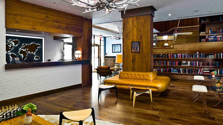 Gild Hall lobby