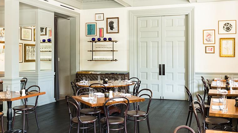 goodalls kitchen bar dining area