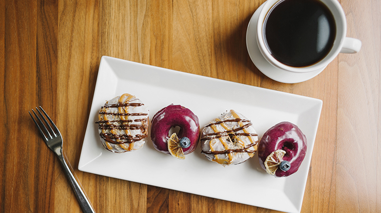 goodalls kitchen bar donuts