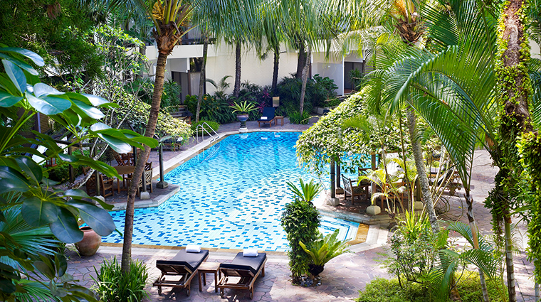 Goodwood Park Hotel Mayfair Pool