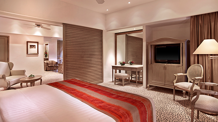 Goodwood Park Hotel bedroom