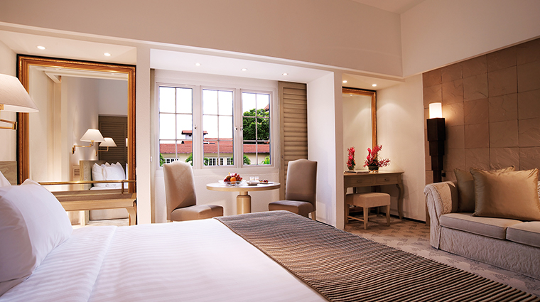 Goodwood Park Hotel deluxe room