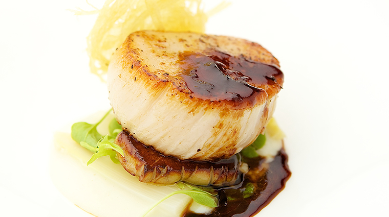 gotham bar and grill scallop