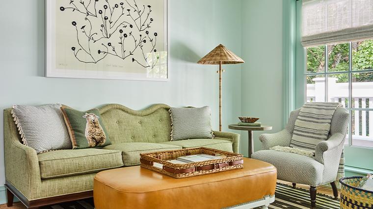 grace mayflower inn spa king room