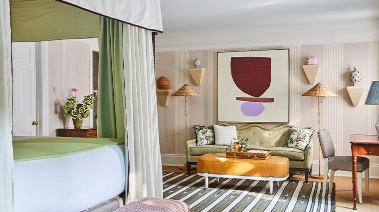 grace mayflower inn spa premium room