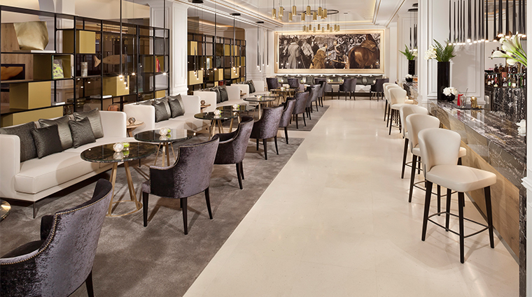 gran melia palacio de los duques coroa restaurant bar