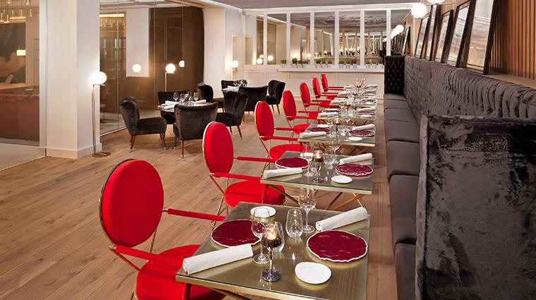 gran melia palacio de los duques montmarte restaurant