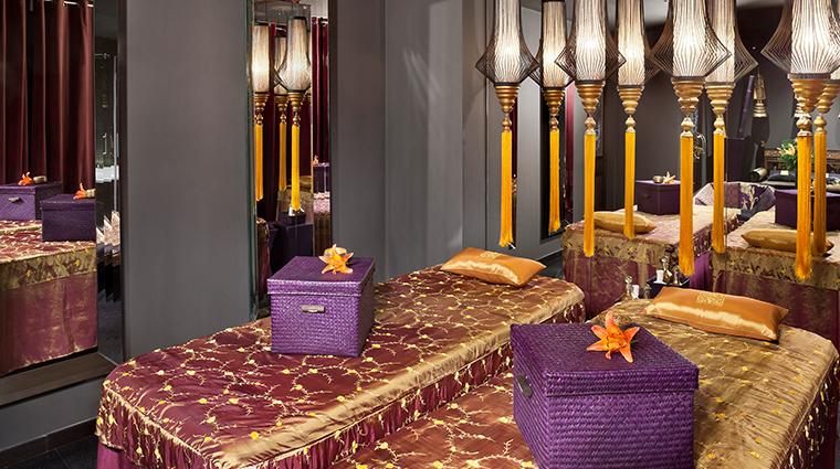 gran melia palacio de los duques thai room massage suites