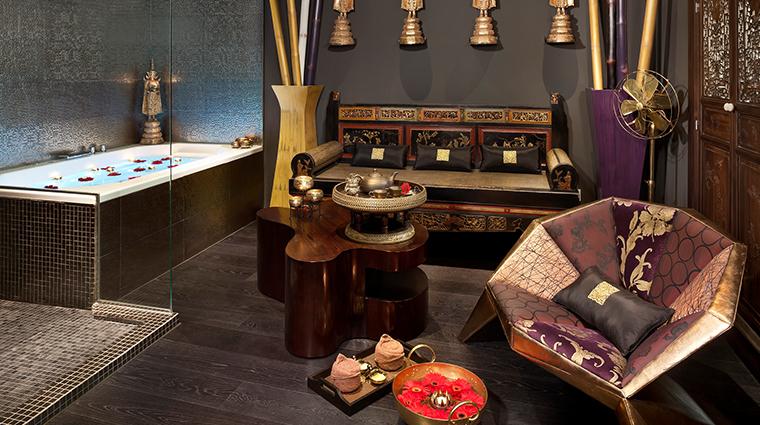 gran melia palacio de los duques thai room massage whirlpool