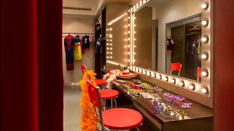 grand fiesta americana coral beach cancun kidz club makeup room