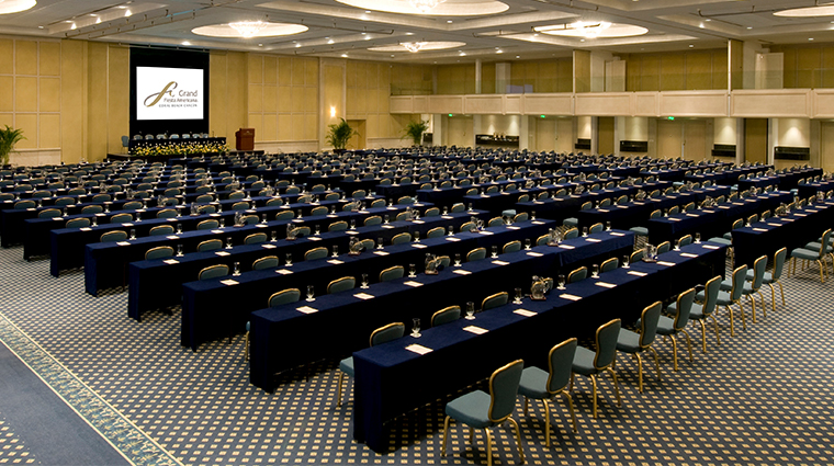 grand fiesta americana coral beach cancun meeting room
