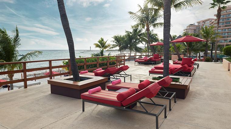 grand fiesta americana coral beach cancun sundeck 2020