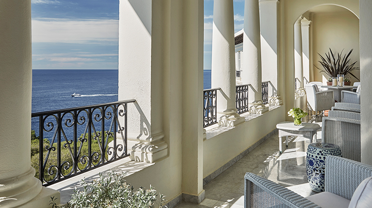 grand hotel du cap ferrat a four seasons hotel balcony