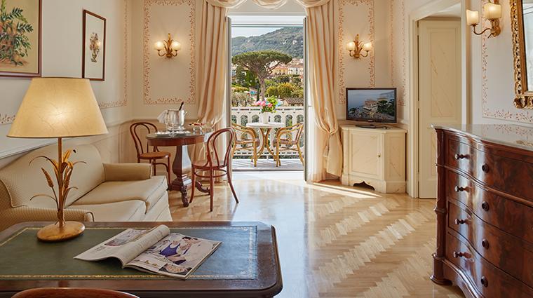 grand hotel excelsior vittoria junior suite garden view
