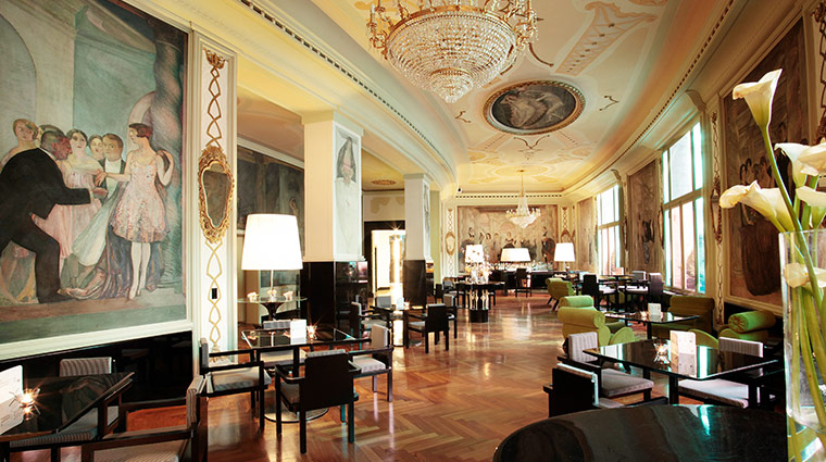 grand hotel palace Cadorin Lounge Bar