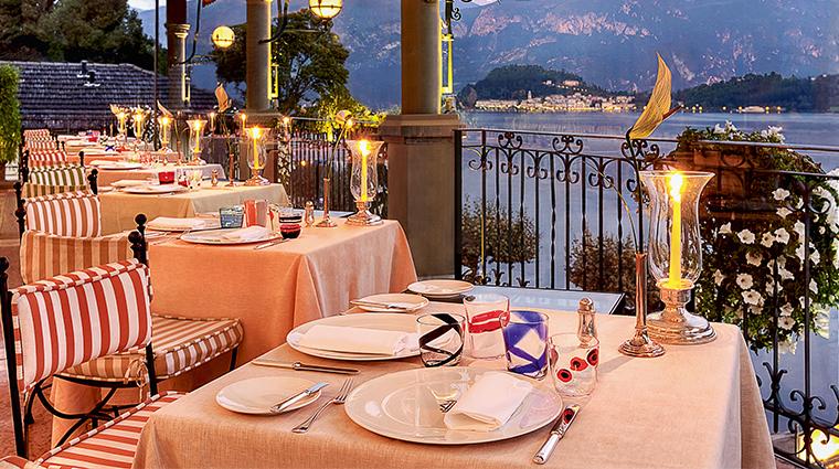 grand hotel tremezzo La Terrazza Restaurant
