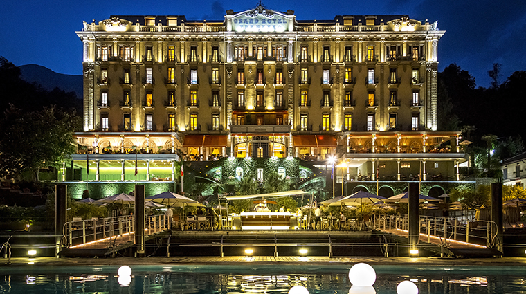 grand hotel tremezzo the palace night