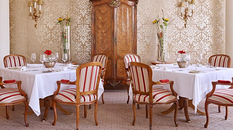 grand hotel wien Le Ciel restaurant