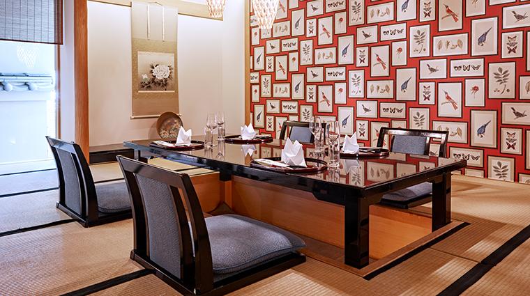 grand hotel wien Unkai restaurant