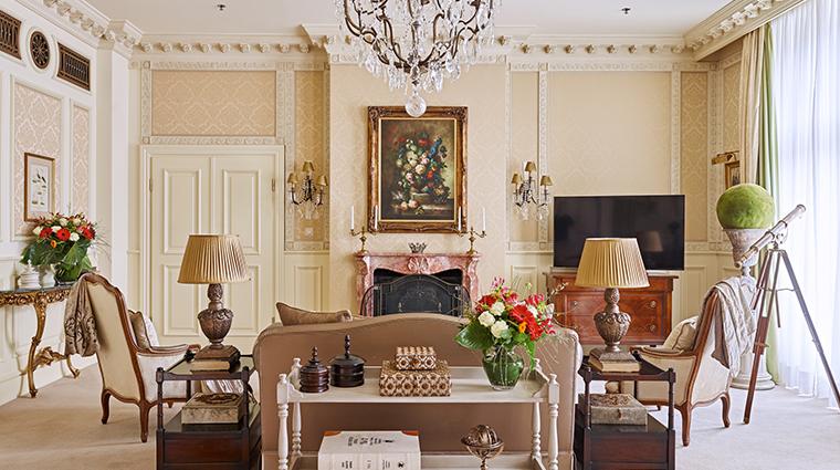 grand hotel wien deluxe suite