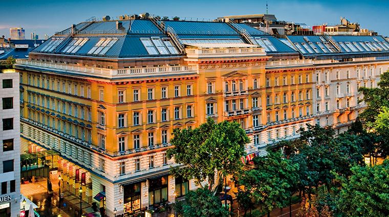 grand hotel wien exterior