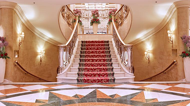 grand hotel wien lobby