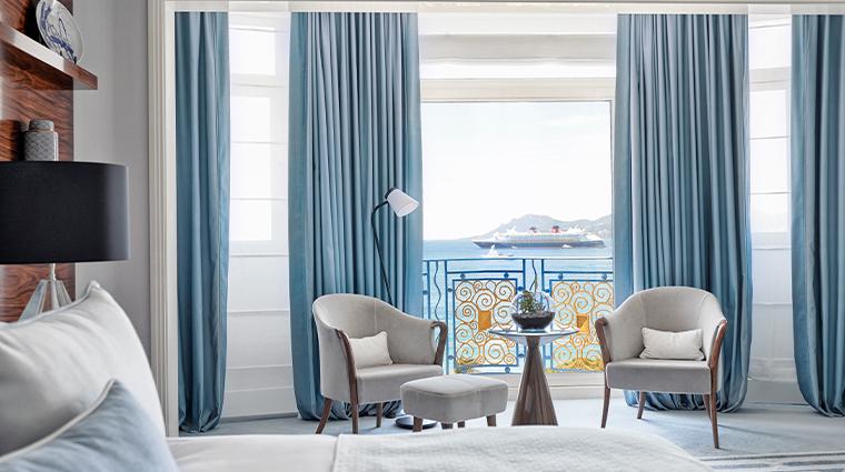 hotel martinez suite prestigue mer view