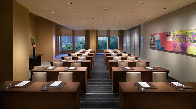 Grand Hyatt Guangzhou classroom