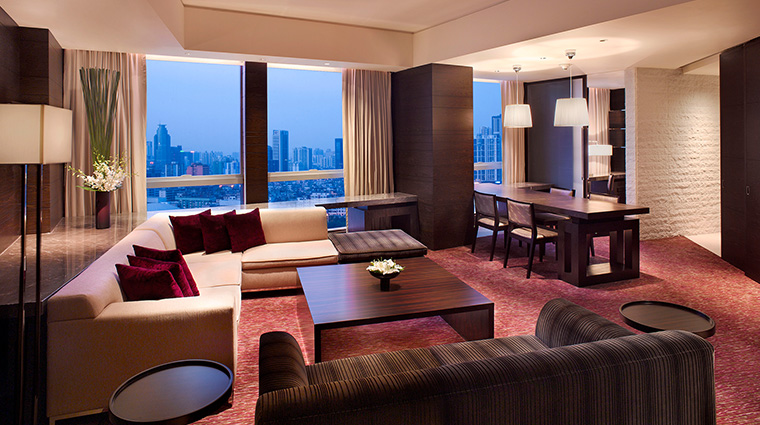 Grand Hyatt Guangzhou grand executive suite