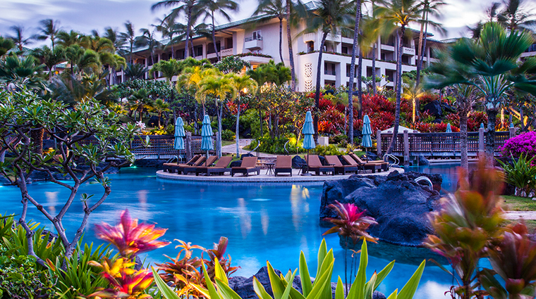 grand hyatt kauai resort and spa pool