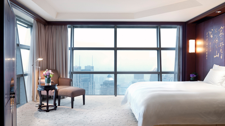 grand hyatt shanghai grand suite view