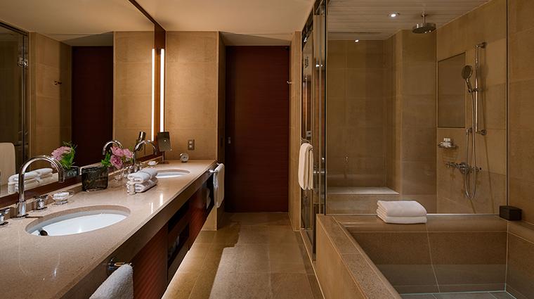 Grand Hyatt Tokyo chairman suite