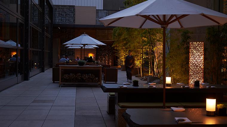 Grand Hyatt Tokyo dining